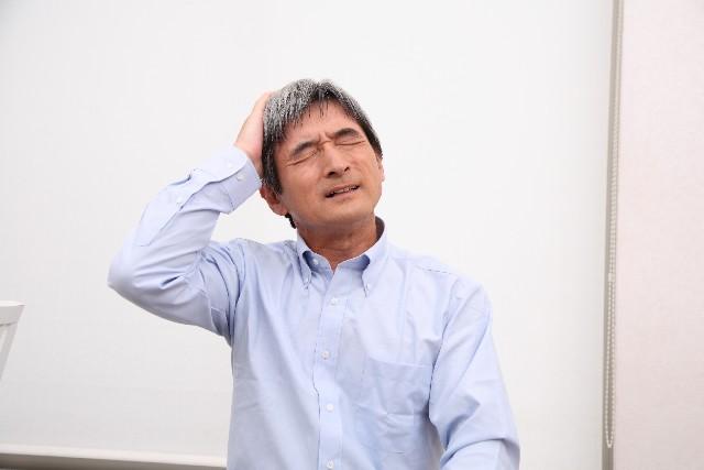 男性の更年期障害の症状